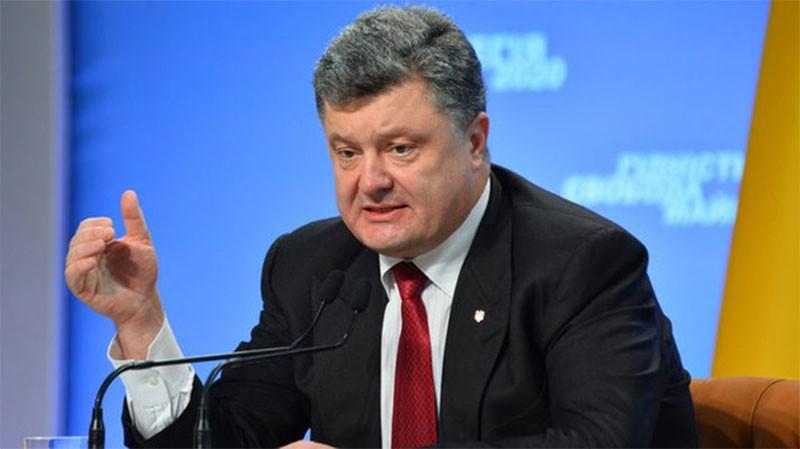 Порошенко хочет создать международный траст для восстановления мира в Украине