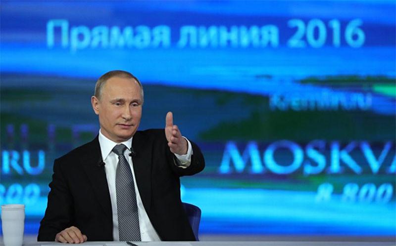Что сказал Путин: о новом правительстве Украины и судьбе Савченко, санкциях и Крыме, США иТурции, миллиардере-виолончелисте и манной каше