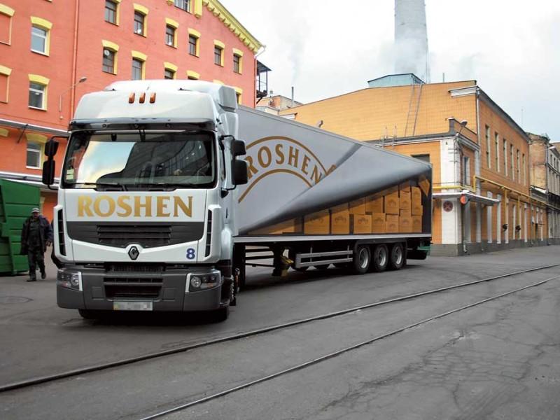 Аноним сообщил о минировании фабрики Roshen в Киеве и требует 20 тыс. долларов