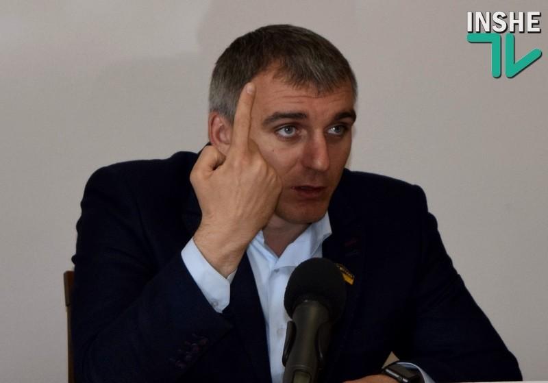 Ради пожарной безопасности: Сенкевич рекомендовал николаевским чиновникам ограничить использование кондиционеров в весенне-летний период