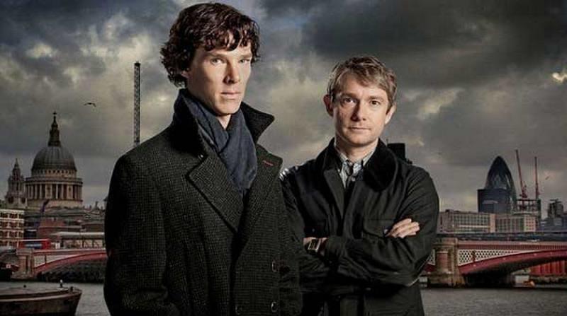 """Создатели сериала """"Шерлок"""" приступили к съемкам 4-го сезона"""
