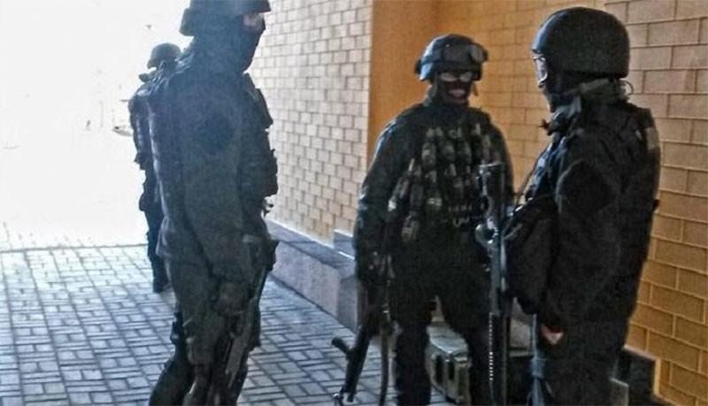 Спецназ в Австрии обезвредил пенсионера-террориста, угрожавшего взорвать дом