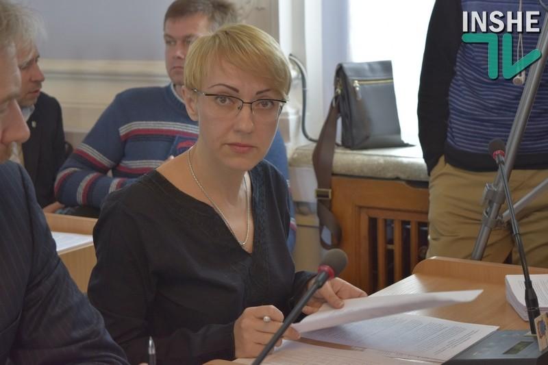 Депутат Таранова требует признать вчерашнее заседание земельной комиссии Николаевского горсовета недействительным