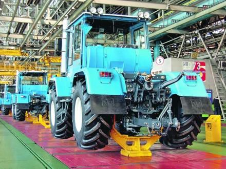 В ВР рассмотрят вопрос национализации Харьковского тракторного завода