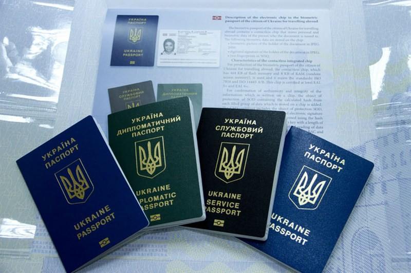 За последние три года 167 тысяч украинцев получили российские паспорта