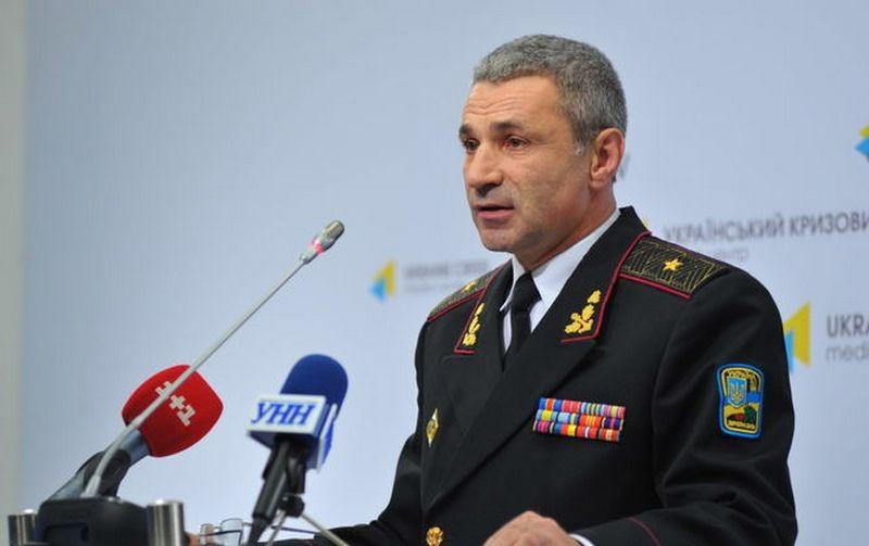 И.о. командующего ВМС Украины назначат Игоря Воронченко – СМИ