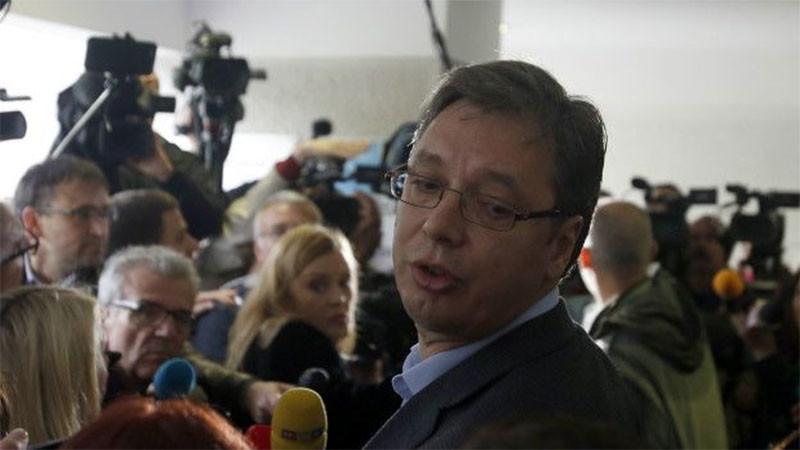Идеальное расстояние: у дома премьера Сербии обнаружили склад боеприпасов, с помощью которых вполне можно устроить покушение