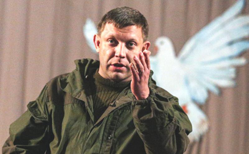 Захарченко угрожает расстреливать полицейских ОБСЕ