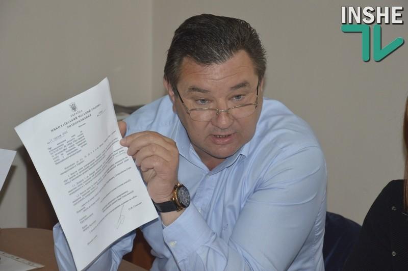 «Вы что, меня за лоха держите?» – николаевский «оппозиционер» Копейка «уличил» депутата Таранову из «Самопомочи» в «подлоге документов»