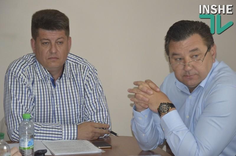 Комиссия по вопросам ЖКХ предложила мэру Сенкевичу отменить результаты конкурсов по главному архитектору Николаева и начальнику управления коммимущества