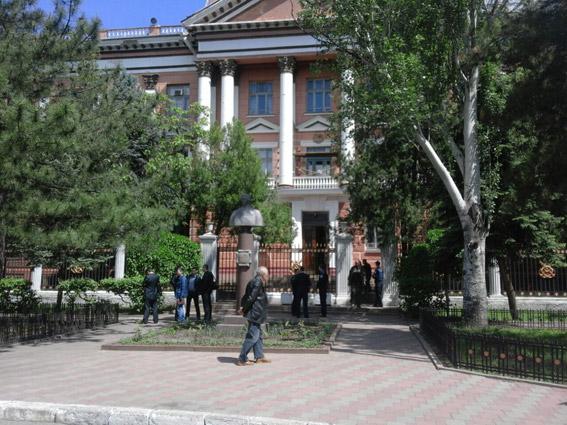 В Николаеве «заминировали» админздание ГП «Судостроительный завод им.61 коммунара»