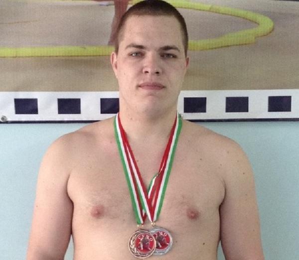 Работник ЮУ АЭС стал серебряным призером Чемпионата Европы по сумо