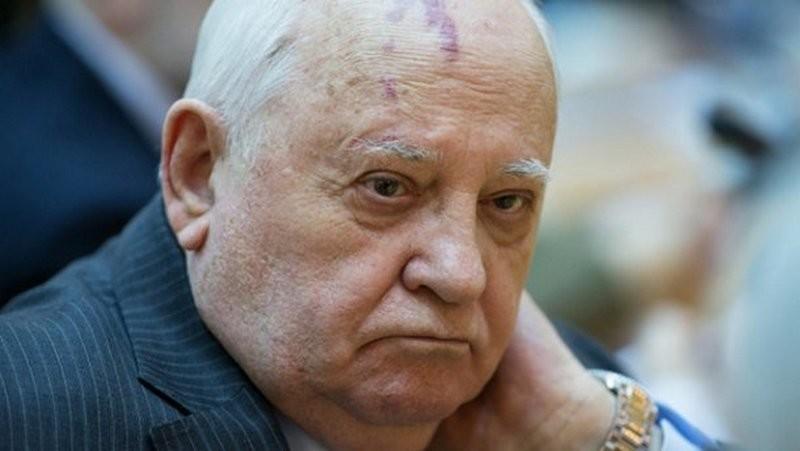 """Первый и последний президент СССР Горбачев назвал аннексию Крыма """"правильным решением"""""""