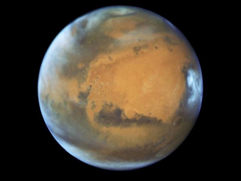 22 мая начинается противостояние Марса