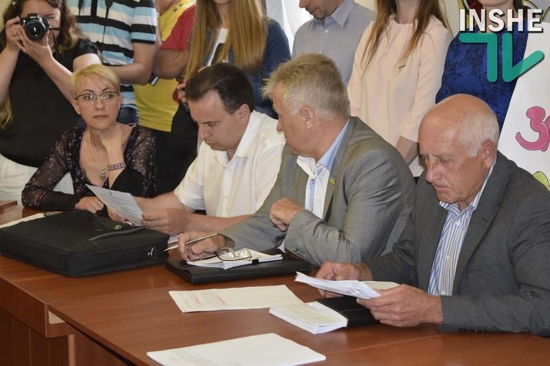 Николаевские депутаты-«земельщики» за то, чтобы мэр продлевал договора аренды земли, если по ним не будет решений сессий горсовета