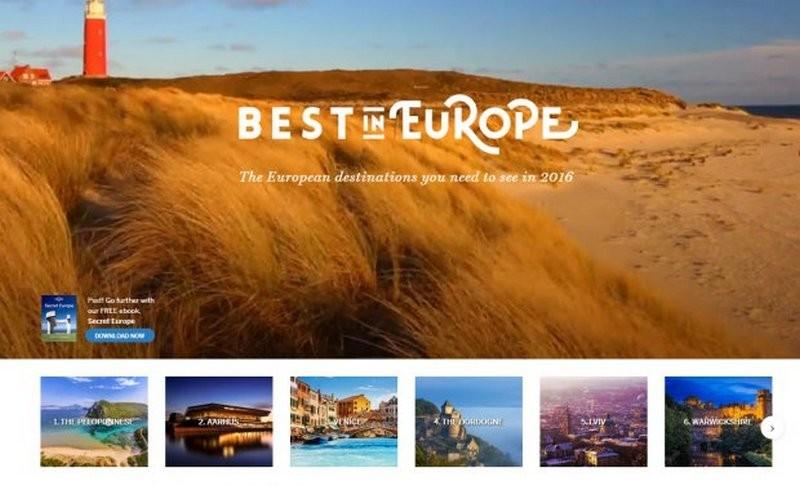 Львов попал в ТОП-5 городов Европы, которые советует Lonely Planet
