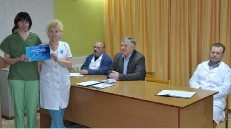 «Чистая больница, безопасная для пациента»: отделение Николаевской областной детской больницы получило соответствующий сертификат