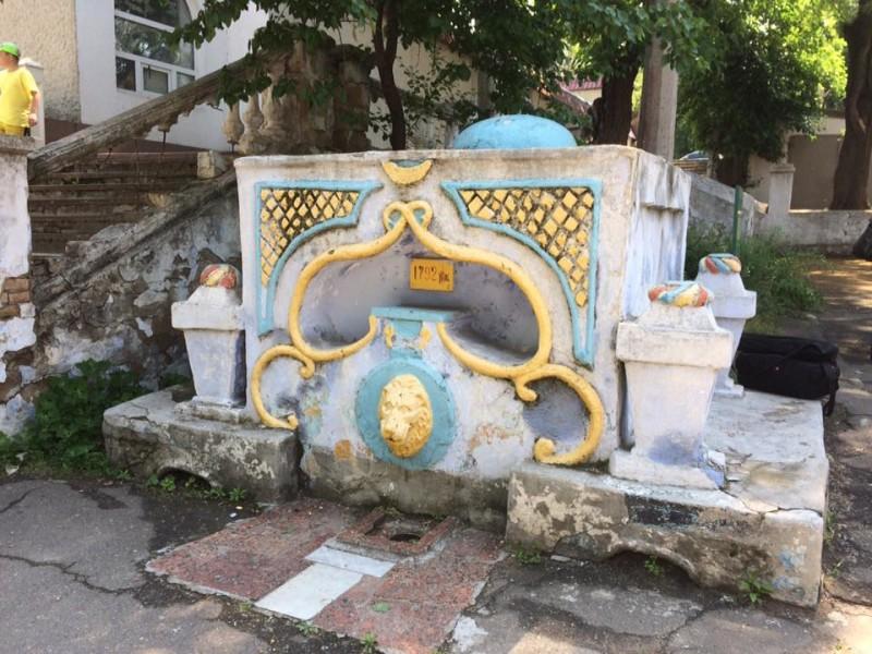 В Николаеве Турецкий фонтан в яхт-клубе снова станет визитной карточкой города