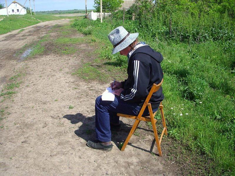 Чтобы сделать мир лучше: в Костычах прошел традиционный пленэр памяти Михаила Терновского
