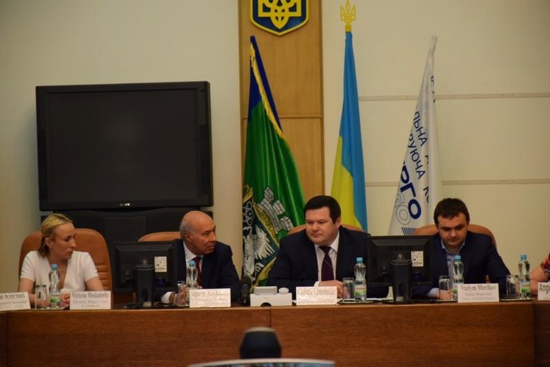 Глава Николаевской ОГА, нардепы и иностранные делегации посетили Южно-Украинскую АЭС