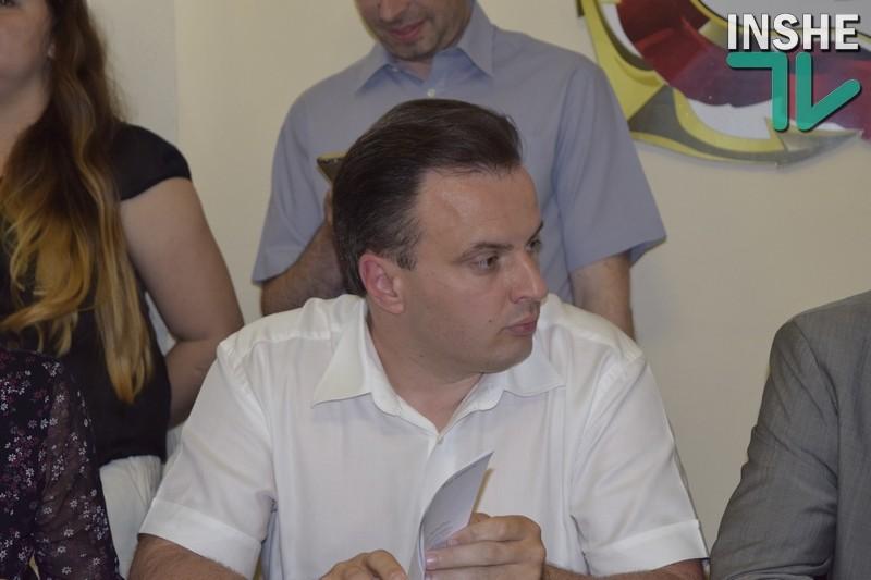 Депутат Филевский предложил разработать новый План зонирования Николаева – киевский «Гипроград» отказался бесплатно корректировать документ