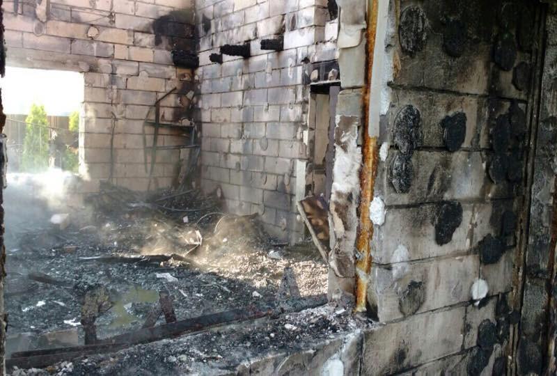 В сгоревшем доме престарелых со стариков брали по 6 тыс.грн. в месяц
