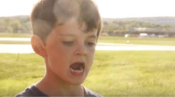 Как вырвать сыну зуб. Угадайте, каким было решение вертолетчика