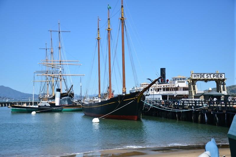 Морской музей в Сан-Франциско – от Александра Кремко