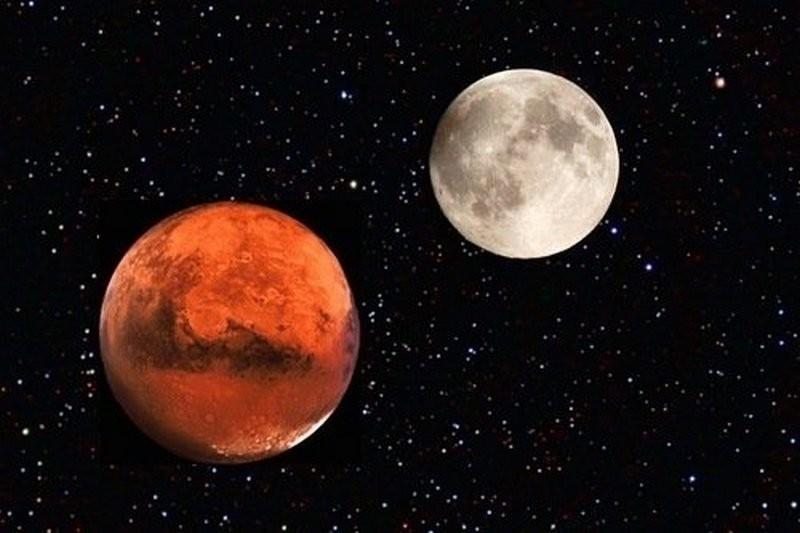 Метеориты рассказали о засухах на Марсе