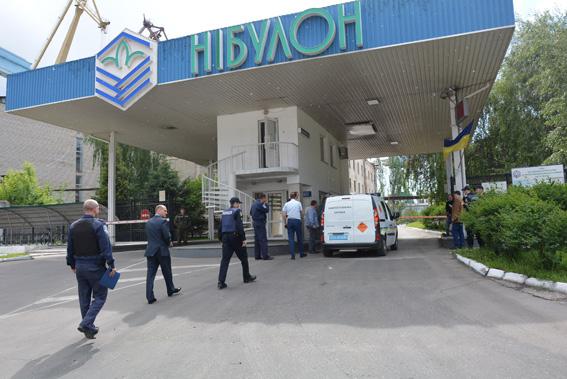 «Эпидемия минирования» в Николаеве: сегодня «заминировали» и перегрузочный терминал ООО СП «НИБУЛОН»