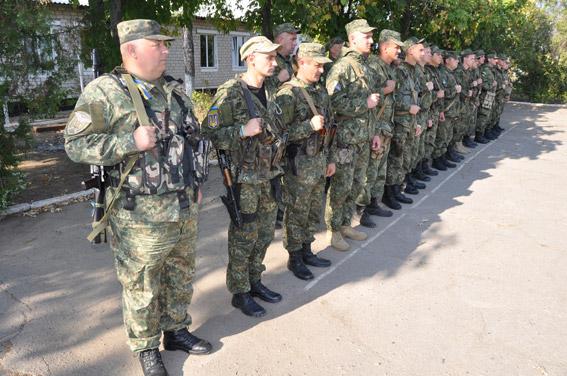 Батальон «Николаев» по просьбе Гончарова отозвали из зоны АТО – спецназовцы будут задействованы в охране общественного порядка