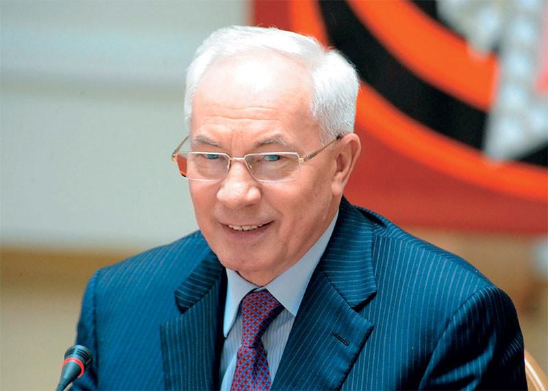 Азаров обещает создать «Кабмин в изгнании» и добиваться в международных судах признания факта «госпереворота» в Украине