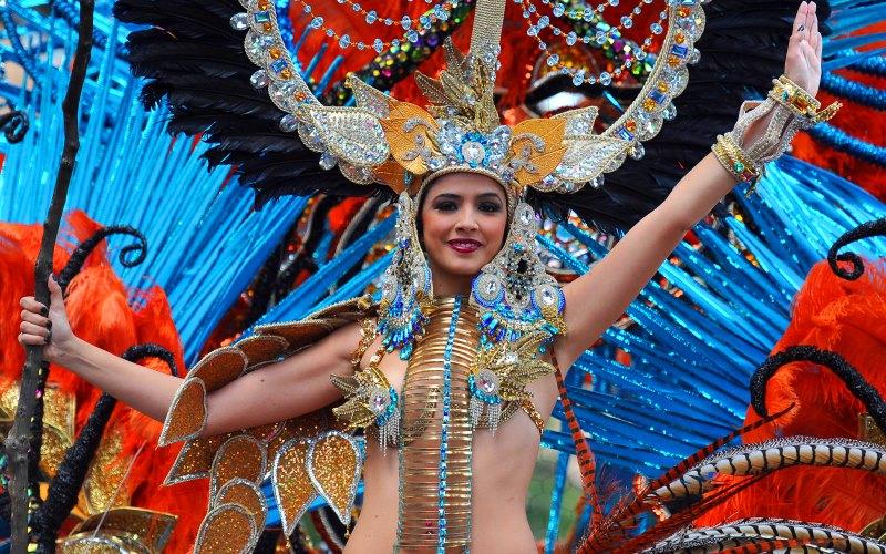 Секс карнавал в польше