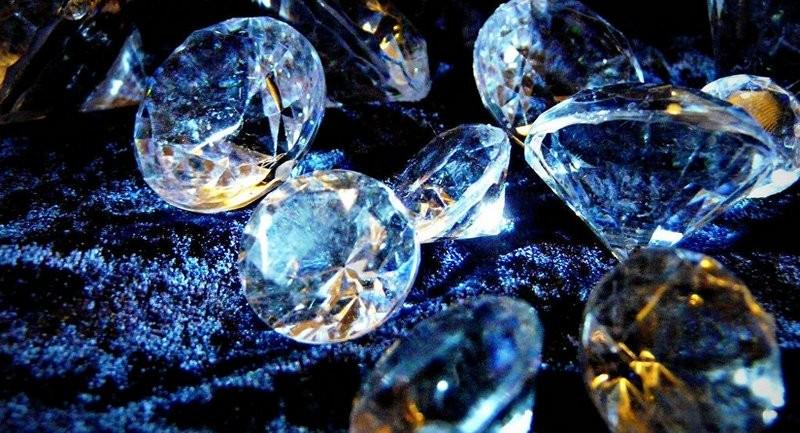 В Австралии нашли редчайший фиолетовый бриллиант