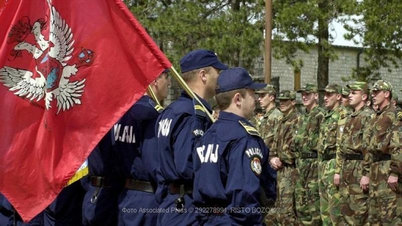 Черногория присоединилась к НАТО