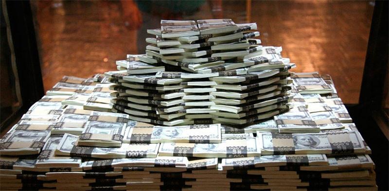 Дефицит бюджета Соединенных Штатов достиг почти $666 млрд