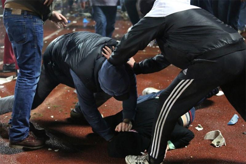 В ходе массовой драки со стрельбой на кладбище в Москве погибли два человека