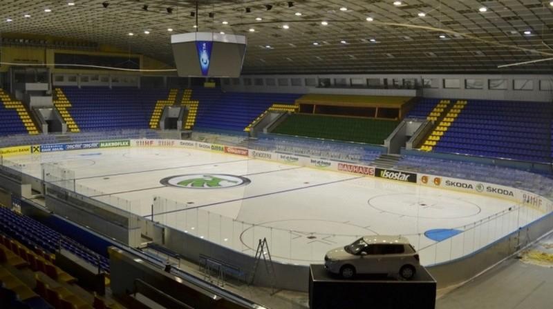 Хоккеисты сборной Украины пытались «сдать» матч домашнего чемпионата мира – СМИ
