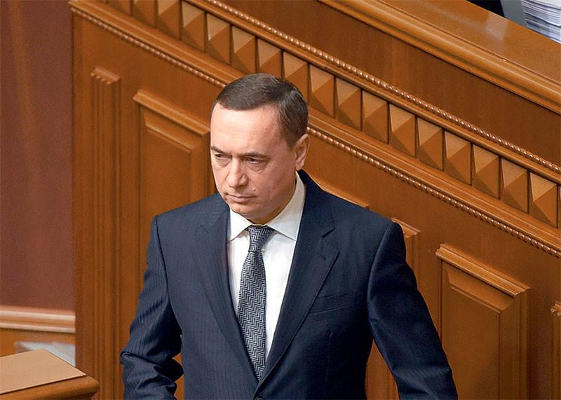 СМИ: НАБУ и САП отказались закрывать дело против экс-нардепа Мартыненко