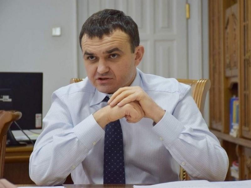 Обязанности Романчука возложены на Боня, – Мериков