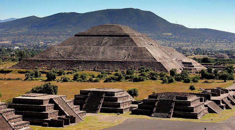 Загадка туннелей древнего города в Мексике