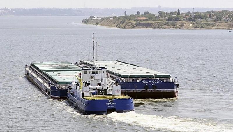 Больше 4 млн.тонн: НИБУЛОН побил собственный рекорд речных перевозок