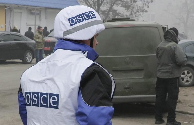 Миссия ОБСЕ зафиксировала увеличение обстрелов в Донецкой области