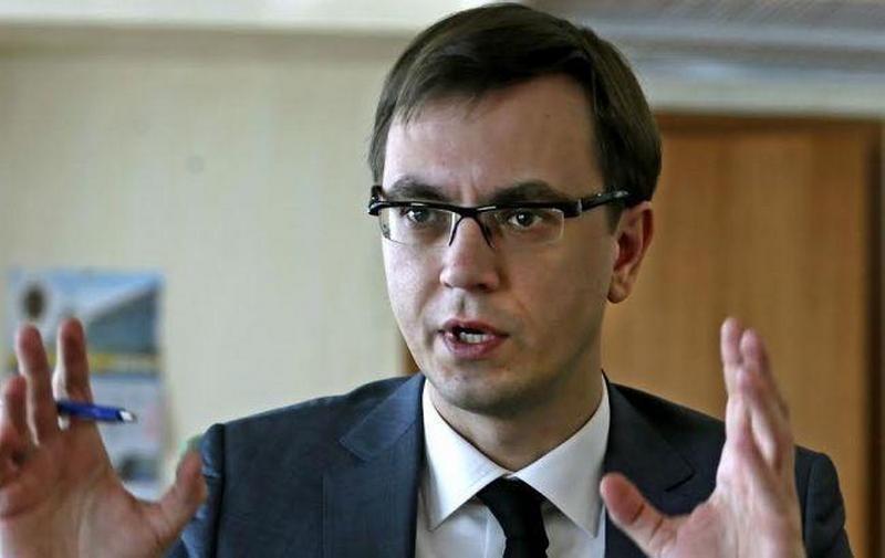 Омелян обещает: из Киева в Одессу — за 2 часа. По частной железной дороге