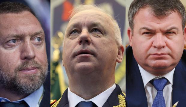 Испанский суд выдал ордер на арест близких к Путину должностных лиц за связи с мафией