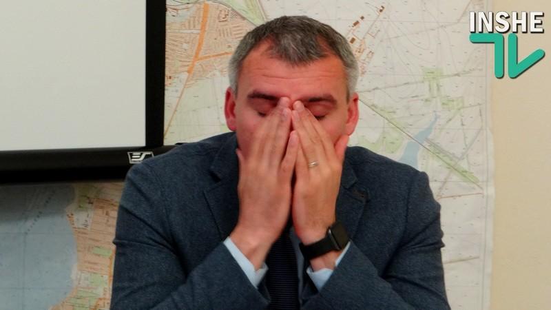 «Несистемность» – мэр Николаева Сенкевич назвал основную проблему в управлении городом