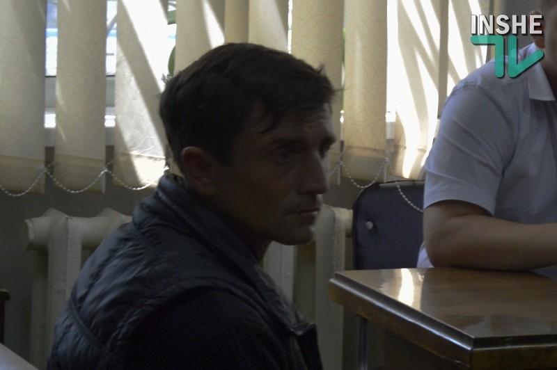 В Николаеве взяли под стражу подозреваемого в растлении 10-летней девочки южноукраинца, отсидевшего ранее за изнасилование