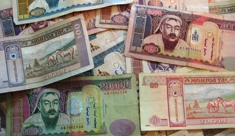В Монголии произошла драка во время раздачи денег населению
