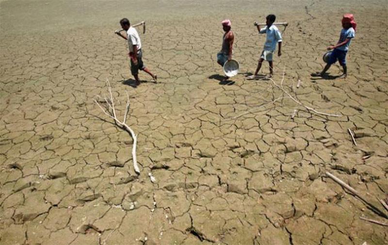 Власти Индии намерены реализовать проект по переброске стока крупных рек в засушливые районы