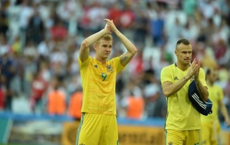 Евро 2016: несмотря на проигрыш сборная Украины получит €8 млн